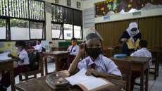 Sebanyak 222 Guru dan 156 Siswa Positif Covid
