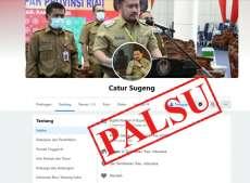 Waspada Akun Facebook Bupati Kampar Palsu, Polisi Diminta Selidiki Pelaku