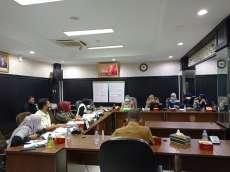 Pansus DPRD Pekanbaru Adakan Rapat Bahas 3 Ranperda