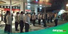 85 Personel Kepolisian Dikerahkan Untuk Amankan Debat Pilkada Kepulauan Meranti