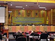 Paripurna Pandangan Umum Fraksi, Ketua DPRD Pekanbaru Minta Walikota Berikan Jawaban yang Logis
